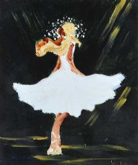 THE DANCER by Louise Mansfield