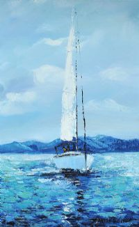 SAILING by Hannah O'Hanlon