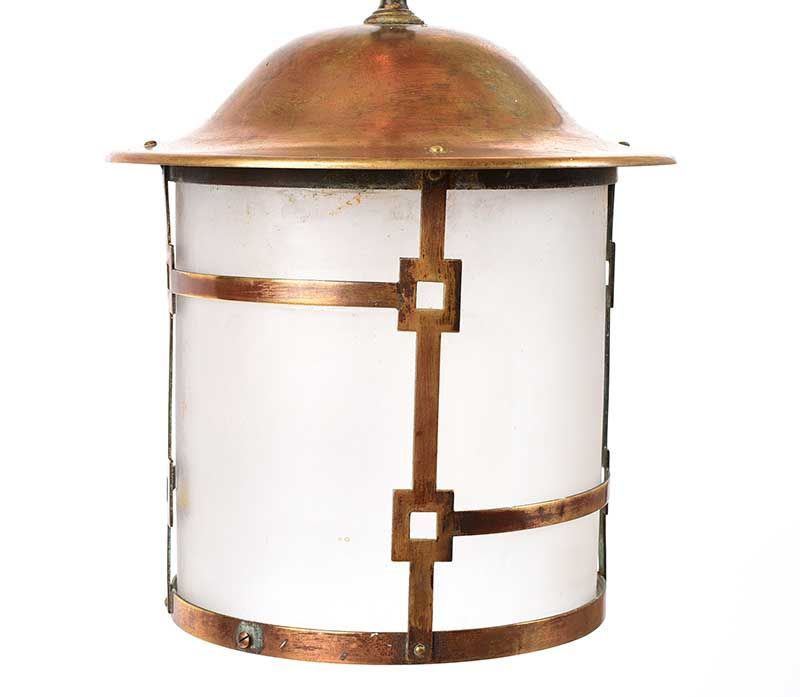 ART DECO LIGHT FITTING at Ross's Online Art Auctions