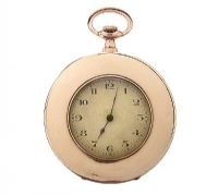 EDWARDIAN 9CT GOLD GENT'S OPEN-FACED POCKET WATCH at Ross's Auctions