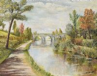 SHAW'S BRIDGE by H.G. Smyth at Ross's Auctions