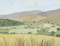 SUMMER LANDSCAPE by Sandra Fair at Ross's Auctions
