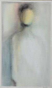 STANDING FIGURE by John Kelly RHA at Ross's Auctions