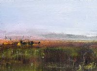 PEAT BOGS IN SUMMERTIME by Colin Flack at Ross's Auctions