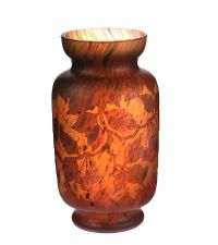 TWENTIETH CENTURY DAUM NANCY GLASS VASE at Ross's Auctions