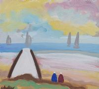 THE SUMMER REGATTA by Markey Robinson at Ross's Auctions
