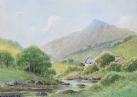 NEAR CUSHENDALL, COUNTY ANTRIM by George W.  Morrison at Ross's Auctions