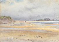 NORTH BERWICK by A.E. Fetherstonhaugh at Ross's Auctions