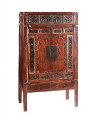 ... CHINESE CABINET ...