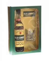 ONE BOTTLE OLD COMBER IRISH WHISKEY