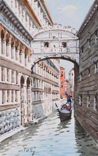 VENICE by Italian School at Ross's Auctions