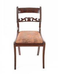 REGENCY SIDE CHAIR at Ross's Auctions