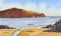 HORN HEAD, DONEGAL by Edith Fletcher at Ross's Auctions