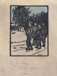 WREN BOYS by Jack Butler Yeats RHA at Ross's Auctions