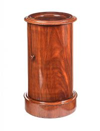 VICTORIAN CYLINDER POT CUPBOARD at Ross's Auctions