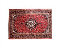 PERSIAN KASHAN RUG at Ross's Auctions