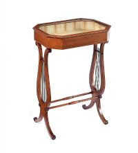 EDWARDIAN BIJOUTERIE TABLE at Ross's Auctions