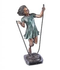 BRONZE FIGURE at Ross's Auctions