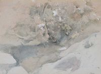 ROCK POOL by Tom Carr HRHA RUA RWS at Ross's Auctions