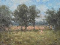 LANDSCAPE WITH TREES by William Mason ARCA at Ross's Auctions