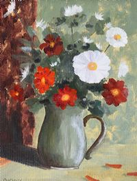 STILL LIFE, FLOWERS by Philip Henry at Ross's Auctions