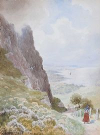 CAVE HILL by Joseph William  Carey RUA at Ross's Auctions