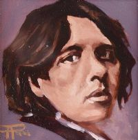 OSCAR WILDE by Thomas Putt at Ross's Auctions