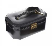 DULWICH DESIGNS BLACK JEWELLERY BOX at Ross's Auctions