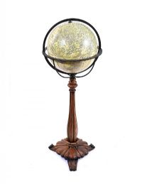 GLOBE ON STAND at Ross's Auctions