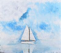 L.A. SAILING by Jeff Adams at Ross's Auctions