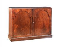 REGENCY MAHOGANY TWO DOOR SIDEBOARD at Ross's Auctions