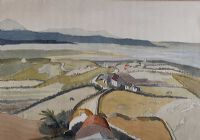 DONEGAL LANDSCAPE by D.A. Clarke Smith at Ross's Auctions