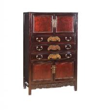 CHINESE FUJIAN CABINET at Ross's Auctions