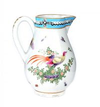 EARLY WORCESTER JUG at Ross's Auctions