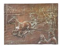 BRONZE PLAQUE at Ross's Auctions