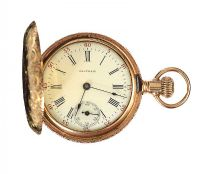 ANTIQUE 14CT GOLD LADY'S FOB WATCH at Ross's Auctions