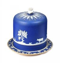 EARLY WEDGWOOD STILTON DISH & COVER at Ross's Auctions