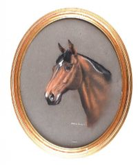 THE THOROUGHBRED by Norman Shaw at Ross's Auctions
