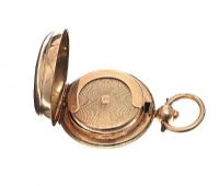 9CT GOLD SOVEREIGN CASE at Ross's Jewellery Auctions