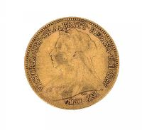 HALF SOVEREIGN at Ross's Jewellery Auctions