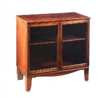 REGENCY MAHOGANY SIDE CABINET at Ross's Auctions