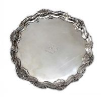 EPNS SALVER at Ross's Auctions