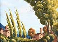 WINDY DAY by George Callaghan at Ross's Auctions