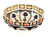 ROYAL CROWN DERBY FRUIT BOWL at Ross's Auctions