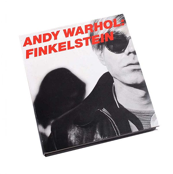 ANDY WARHOL THE FACTORY 1964 TO 1967 by Nat Finkelstein at Ross's Online Art Auctions
