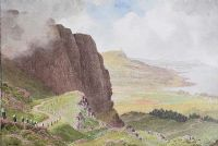 CAVEHILL, BELFAST by Joseph William  Carey RUA at Ross's Auctions