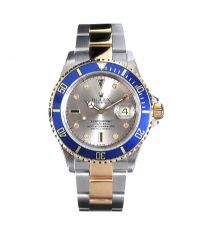 ROLEX 'SUBMARINER' 18CT GOLD AND STAINLESS STEEL GENT'S WRIST WATCH at Ross's Auctions