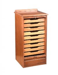 VINTAGE INDEX CABINET at Ross's Auctions