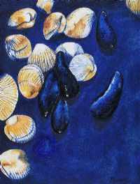 SHELLS by Anne Michael at Ross's Auctions