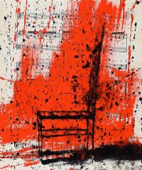 MUSICAL CHAIR by Neil Shawcross RHA RUA at Ross's Auctions
